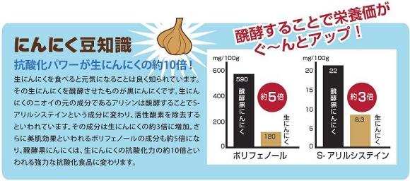 醗酵することで栄養価がぐ〜んとアップ!